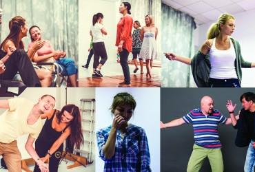 Набор на курсы актерского мастерства, речи и импровизации